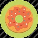 donut, food, sweet icon