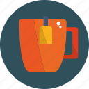 cup, food, tea icon