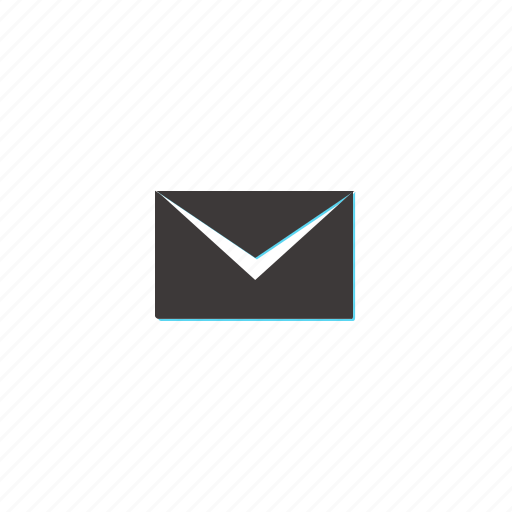 chat, comment, email, letter, mail, message, send icon