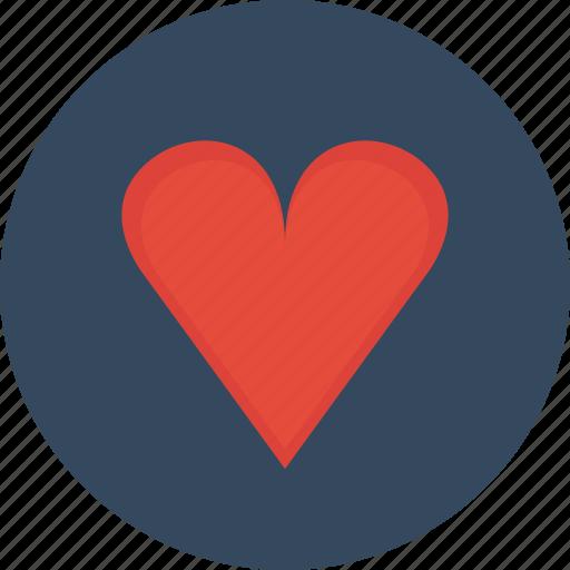 happy, heart, love icon