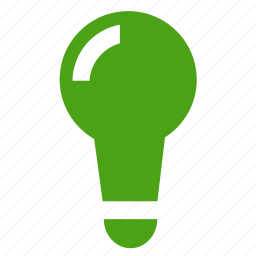 bulb, electric, electricity, energy, lightning icon