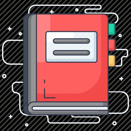 bookmark, bookmark folder, docs, document, file, folder icon