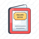 bookmark, docs, document, file, folder, notebook, text book icon