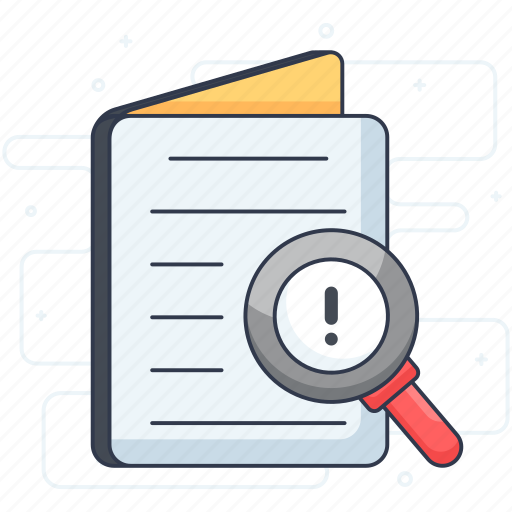 assessment, file checking, keyword search, preview, review icon