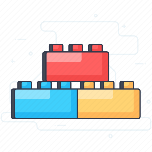 addon, block game, brick block, lego, puzzle game icon