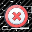 cross logo, cross sign, cross symbol, delete sign, delete symbol icon