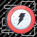 bolt, execute, lightning, storm, thunder icon