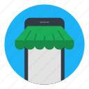 commerce, ecommerce, phome, shop, shopping, store icon