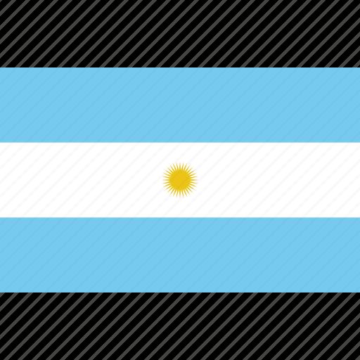 argentina, bandera, escudo, flag, latina, latino icon