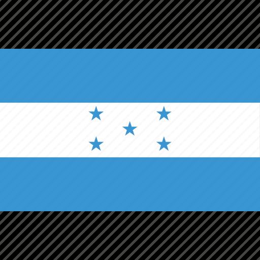 bandera, escudo, flag, honduras, latina, latino icon
