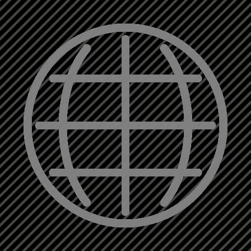 browser, internet, web icon
