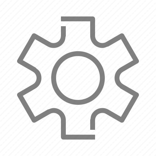 configuration, gear, options, setting, tools icon