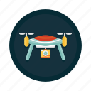 aerial, camera, copter, drone, imaging, nanocopter, quadcopter icon