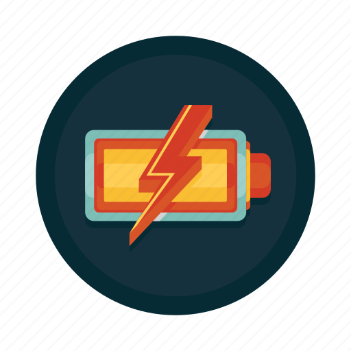 Battery, charging, charge, electric, electricity, full, power icon - Download on Iconfinder