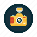 camera, device, digital, gadget, photo, photography, video icon