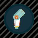 equipment, flash, light, photography icon