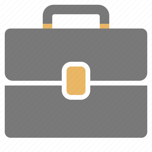 briefcase, business, documents, files, office, professional, work icon