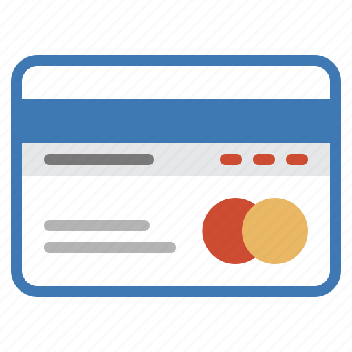 back, buy, card, credit, mean, money, payment icon