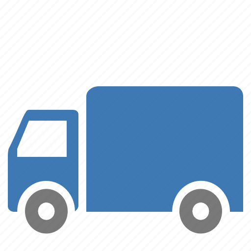 box, delivery, logistic, logistics, package, transportation, truck icon
