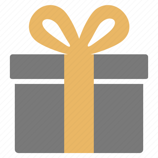 box, business, gift, knot, present icon