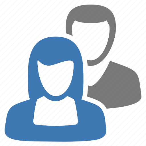 client, clients, customers, man, people, team, woman icon