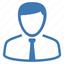 avatar, employee, man, office, people, work, workforce icon