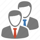 avatar, employees, people, salesmen, team, vendors, workforce icon