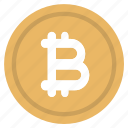 bitcoin, currency, logo, money icon