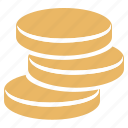 cash, coin, coins, credit, currency, finance, money icon