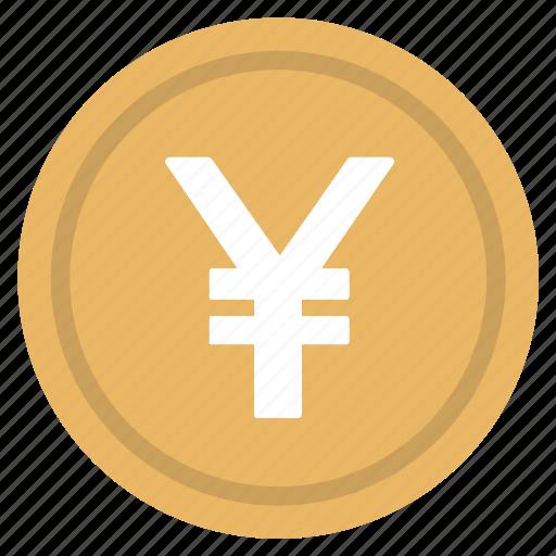 currency, japan, logo, money, yen icon