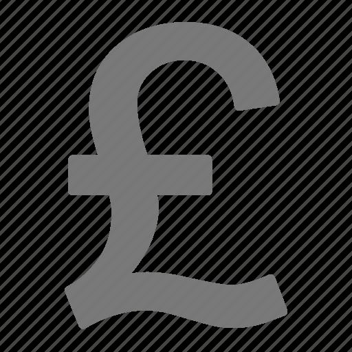 currency, logo, money, pound, united kingdom icon