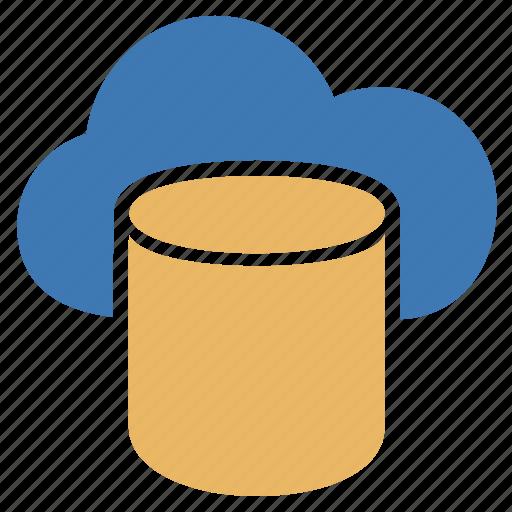 cloud, database, storage icon