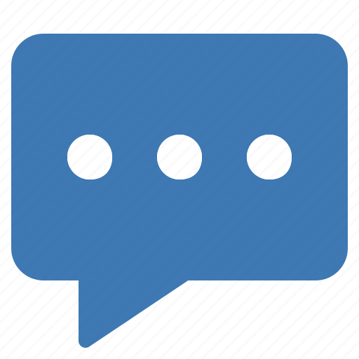 comment, commentary, discuss, post, speak icon