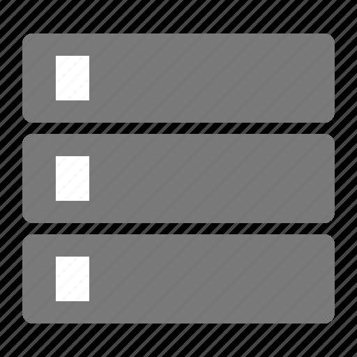 data, information, storage icon