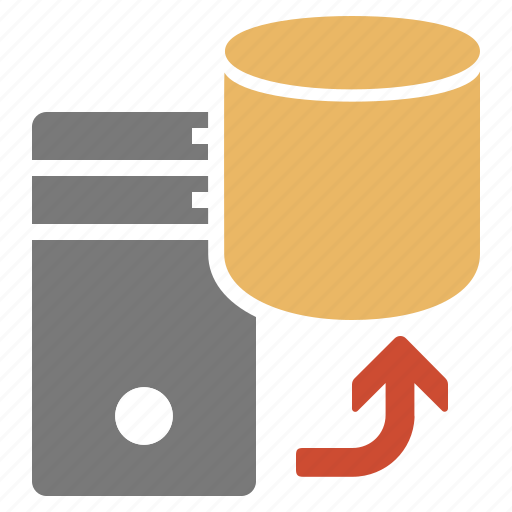 data, database, save, server icon