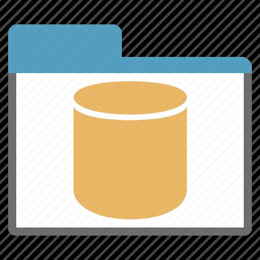 create, database, new, tab icon