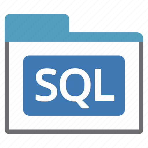 create, language, new, query, sql, structured, tab icon