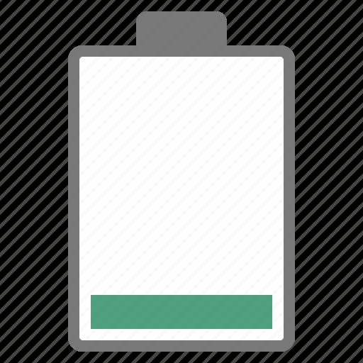 battery, discharging, hardware, network, percent, power, ten icon