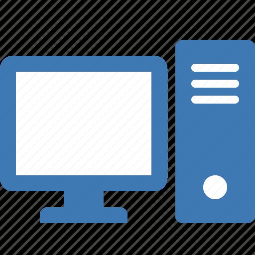 central unity, computer, hardware, monitor, network, pc icon