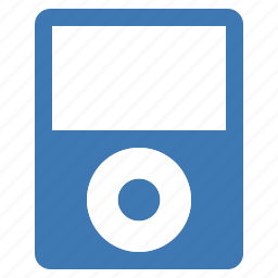 device, ipod, listen, music, playlist, songs, technology icon