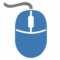hardware, mouse, network, wire icon
