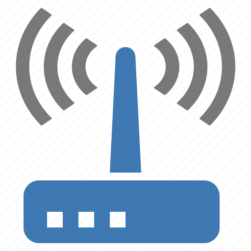 device, hardware, network, router, transmission, wifi, wireless icon