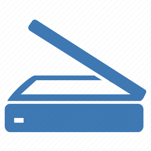 copy, documents, files, hardware, network, scan, scanner icon