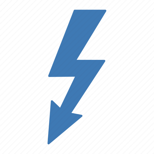 charge, electric, electricity, hardware, network, thunderbolt icon