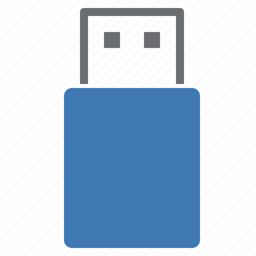 device, hardware, key, network, storage, usb icon