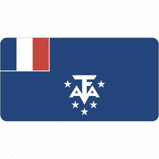 country, flag, flags, french, national, rectangle, rectangular, southern, world icon