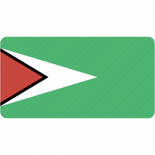 country, flag, flags, guyana, national, rectangle, rectangular, world icon