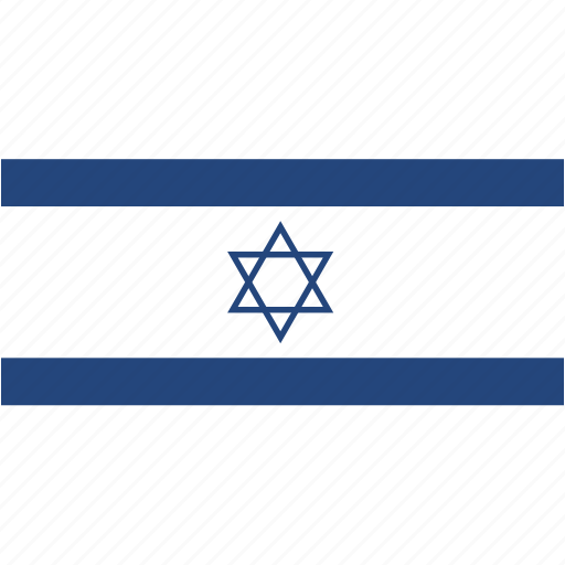 country, flag, flags, israel, national, rectangle, rectangular, world icon