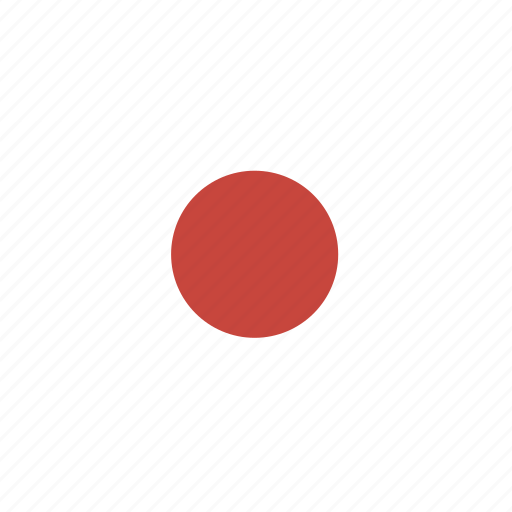 country, flag, flags, japan, national, rectangle, rectangular, world icon