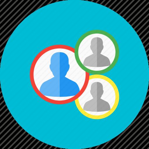 affiliate, communication, diagram, graph, marketing icon